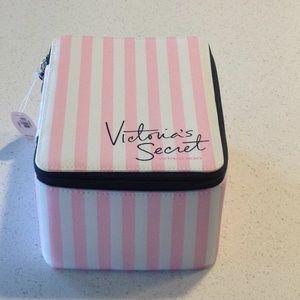 Victoria Secret Jewelry Bag Box NEW